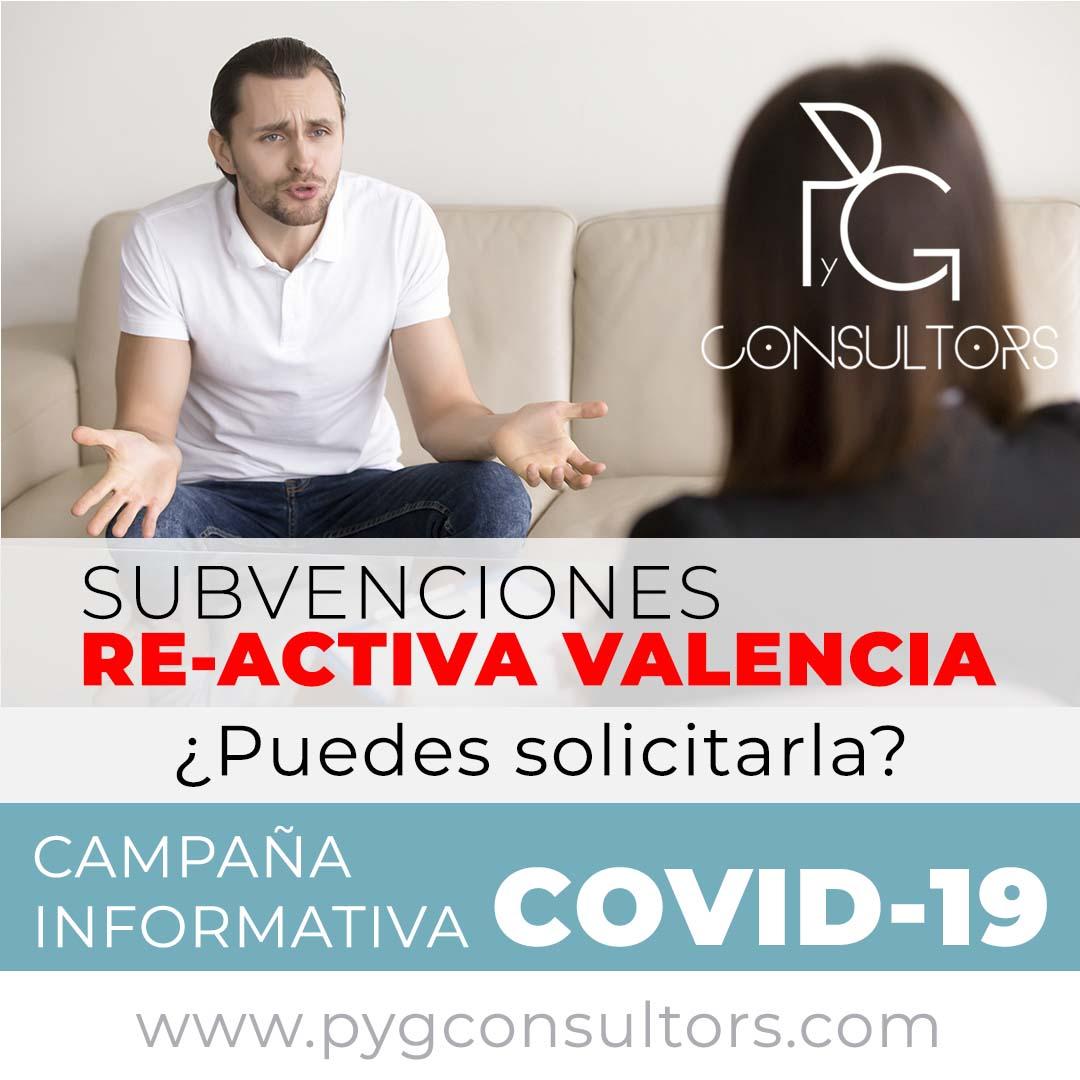 Subvenciones Ayuntamiento Valencia